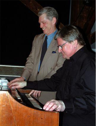 Kjell Öhman and Georige Fame