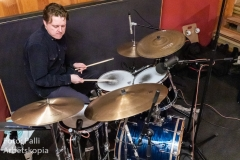 Andreas Hellkvist Trio, Daniel Olsson