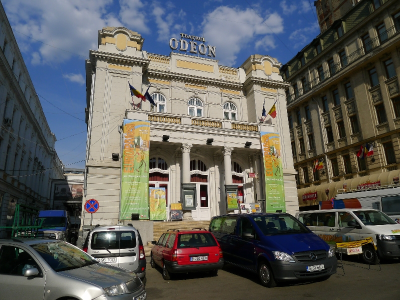 Odeon Theatre, Bucharest
