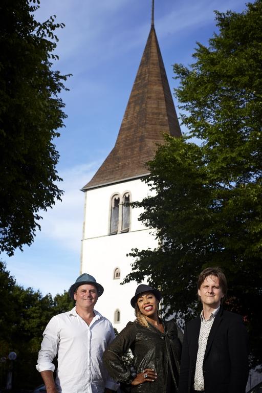 Kiralina Trio , Photo: Mikael Silkeberg