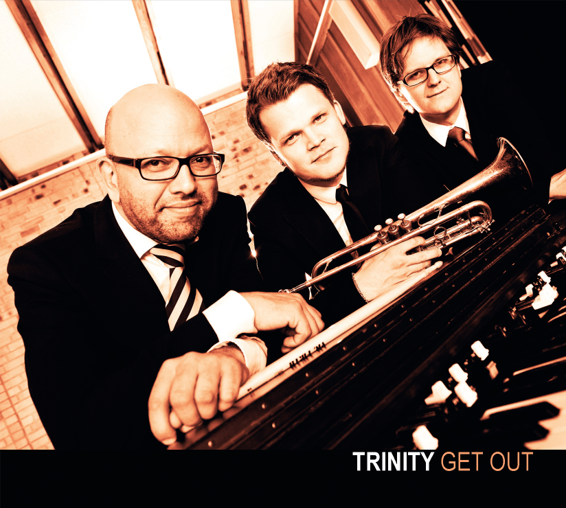 Record cover for Trinity - Get Out