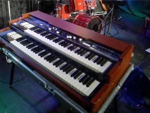 Hammond XK33c