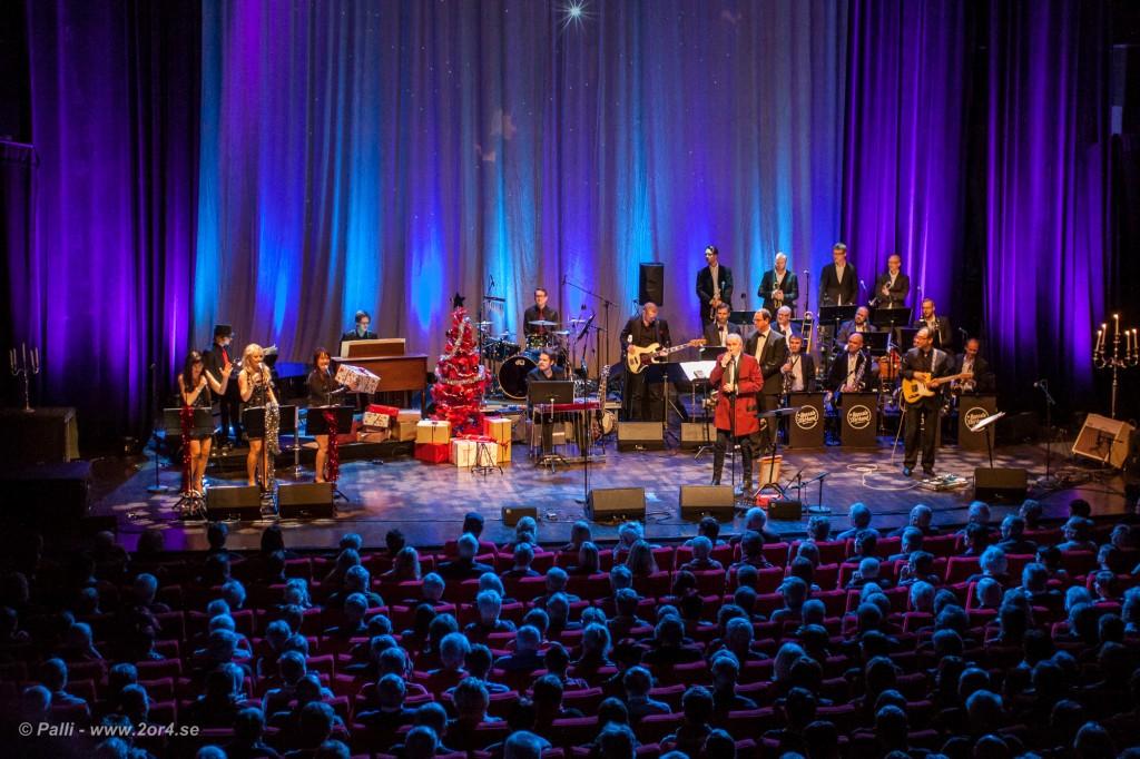 Görans & Kents julshow