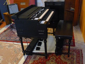 Hammond B3 Custom