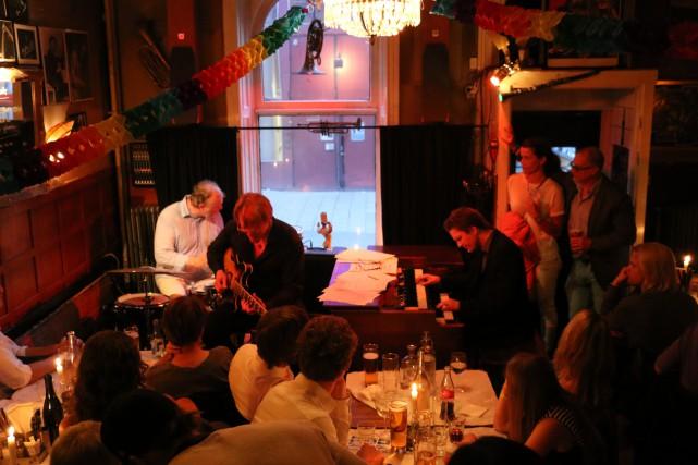 Joel Svensson Trio @ Glenn Miller Café, Stockholm