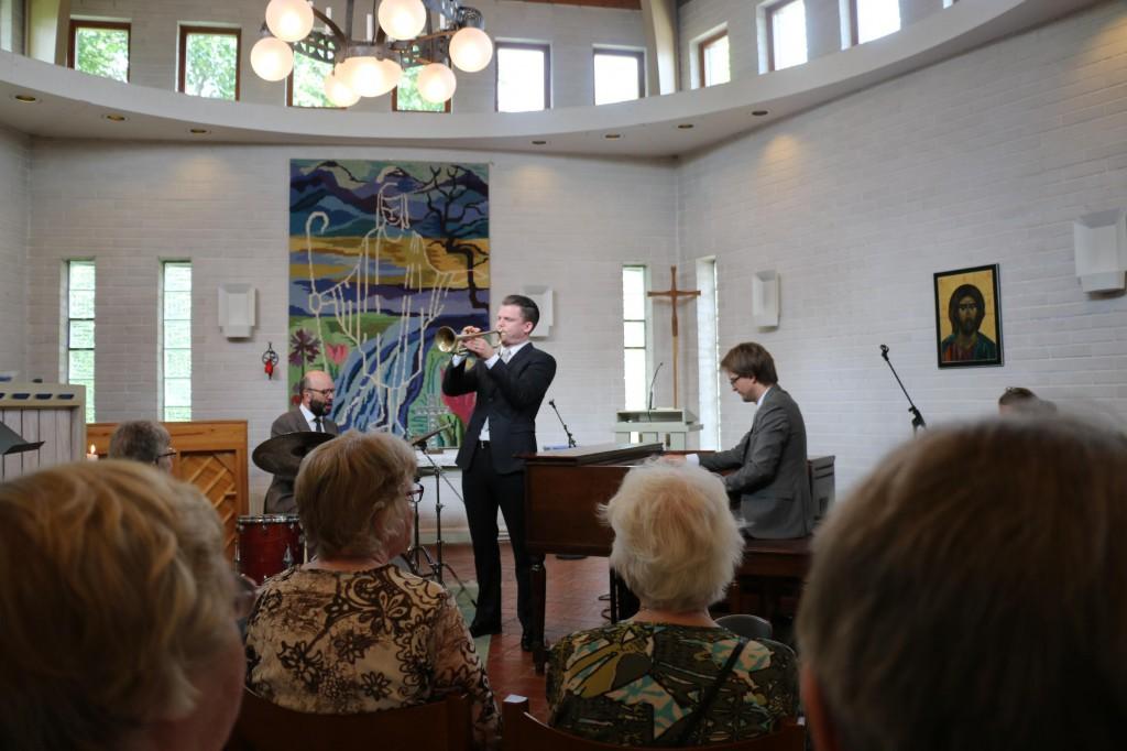 Trinity @ Årstakyrkan, Uppsala