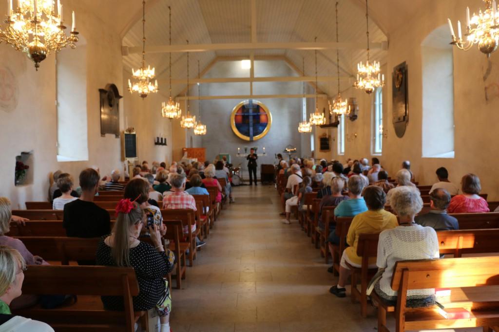 Trinity @ Brännkyrka kyrka
