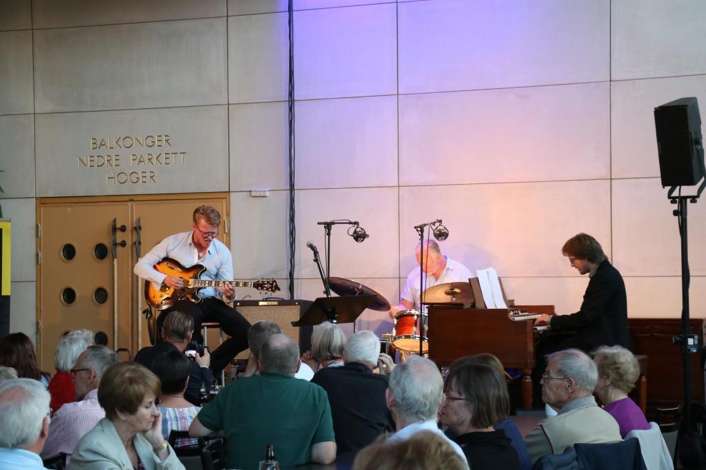 Joel Svensson Trio @ Gävle jazzklubb