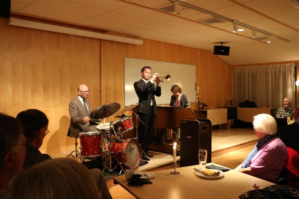 Trinity @ Haninge jazzklubb