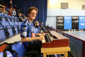 Sirius Innebandy sports organ @ Fyrishov, Uppsala