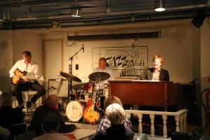 Joel Svensson Trio @ Söderhamn jazzklubb