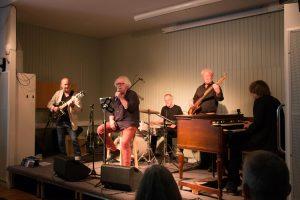 BB King Tribute w. Claes Janson & Thomas Arnesen @ Norrtälje jazzklubb, Norrtälje