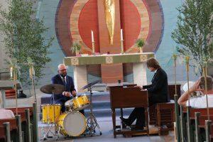 Ferlin i ord & musik i jazzton @ Brunskogs kyrka