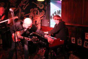 Arnesen Bluesband @ Stampen, Stockholm