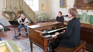 Arnesen-Hellkvist Experience @ Österbybruks kyrka