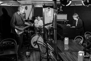 Andreas Hellkvist Trio @ Kung Carl Gustaf, Uppsala