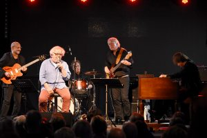 BB King Tribute w. Claes Janson & Thomas Arnesen @ Borlänge jazzklubb
