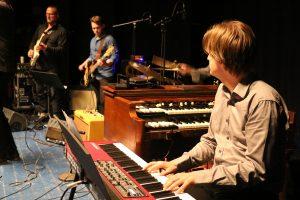 Blueskvintetten @ Bollsta Folkets Hus