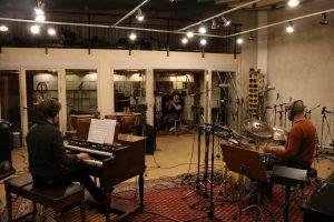 Trinity @ Atlantis studio, Stockholm
