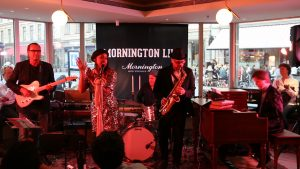 Funk Up's @ Mornington hotel, Stockholm