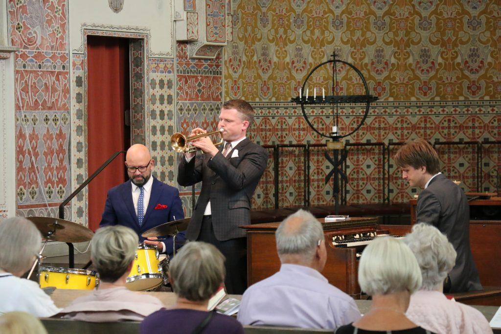 Trinity Sundbybergs kyrka 5 juli 2018