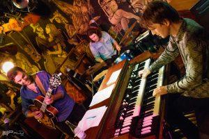 Jazz at the HQ - S.H.O.P.