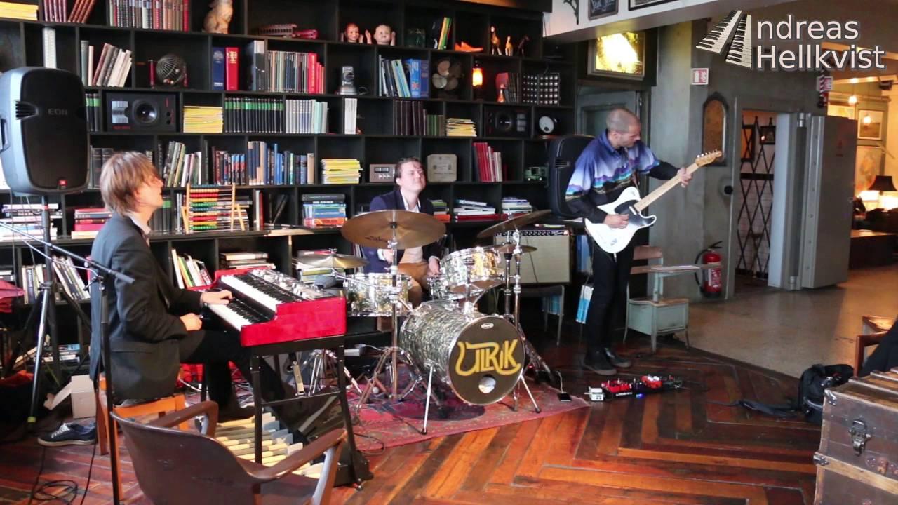 Andreas Hellkvist Trio - Beatlåten