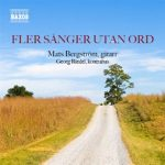 Mats Bergström - Fler sånger utan ord