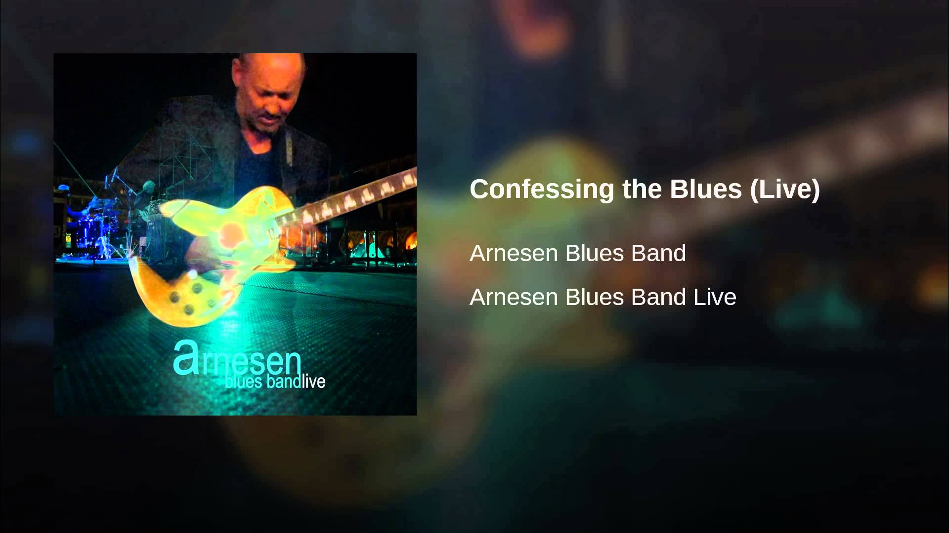 Confessing the Blues (Live)