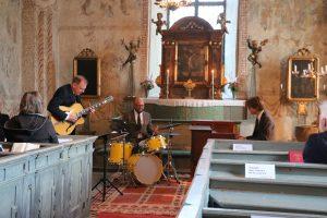 Triple A @ Rasbokils kyrka