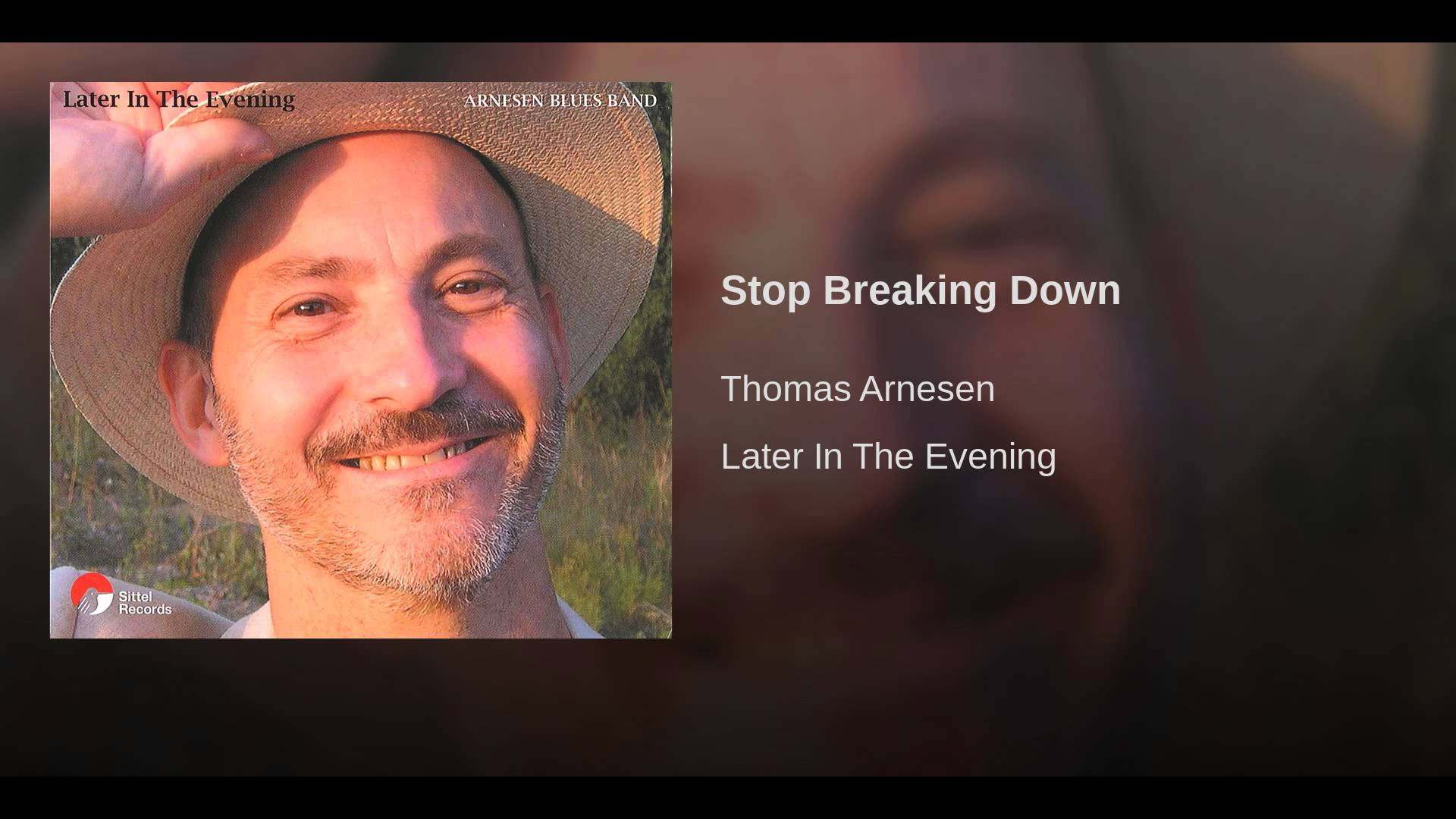 Stop Breaking Down