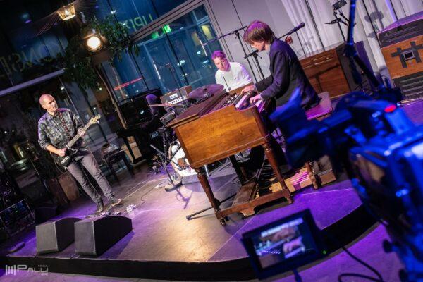 Andreas Hellkvist Trio @ Uppsala Konsert & kongress, Uppsala