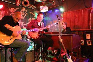 Johan Leijonhufvud Quartet @ Stampen, Stockholm
