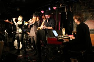 Funk Up's @ Scalateatern, Stockholm
