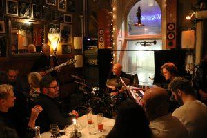 Claes Askelöf @ Glenn Miller Café, Stockholm