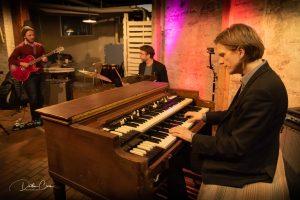 Andreas Hellkvist American Trio @ Lovitt restaurant, Bellingham