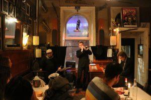 Trinity @ Glenn Miller Café, Stockholm