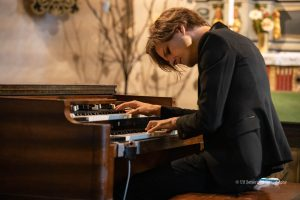 Solo organ @ Boda kyrka, Kil