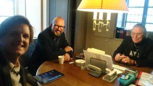 w. Ali Djeridi & Krister Andersson @ Valbo kyrka, Valbo