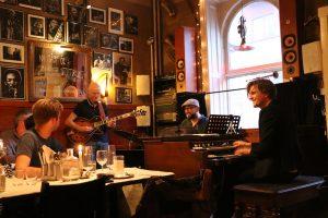 S.H.O.P. @ Glenn Miller Café, Stockholm