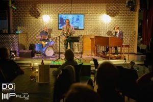 Ali Djeridi Hammond Trio @ JazzPool, Uppsala