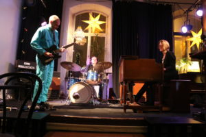 Andreas Hellkvist Trio @ Musikhuset, Gävle