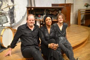 Jazz at the HQ - Kiralina trio