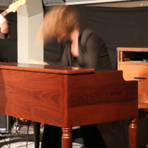 Claes Janson @ Hallsbergs jazzklubb, Hallsberg
