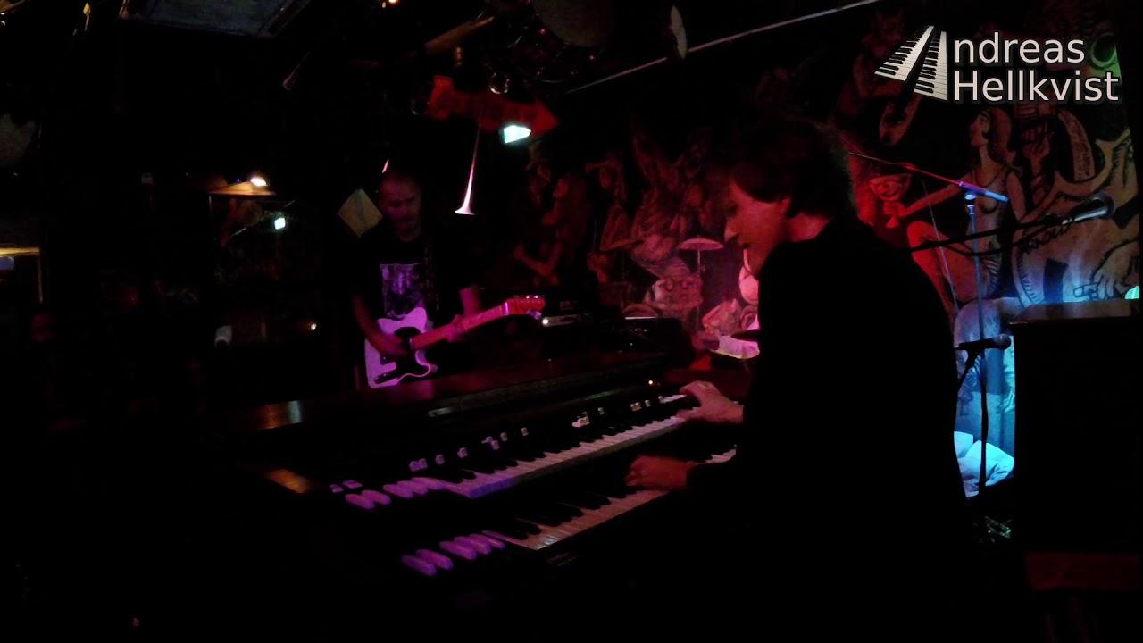 Andreas Hellkvist Trio - Morgonkaffe (Stampen, July 4th 2019)
