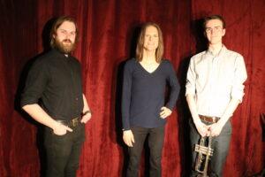 Hellkvist, Tengholm & Oscar Johansson-Werre @ Glenn Miller Café
