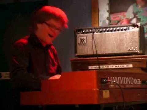 Arnesen Blues Band - Boogie Man