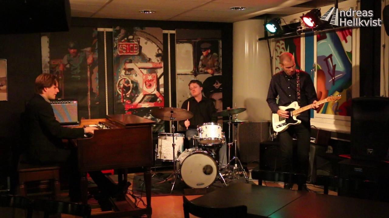 Andreas Hellkvist Trio - Midnight Cruiser