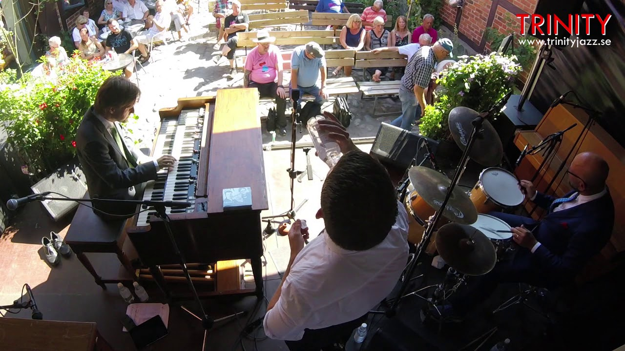 Trinity - Skylark. Live at Ystad jazz festival