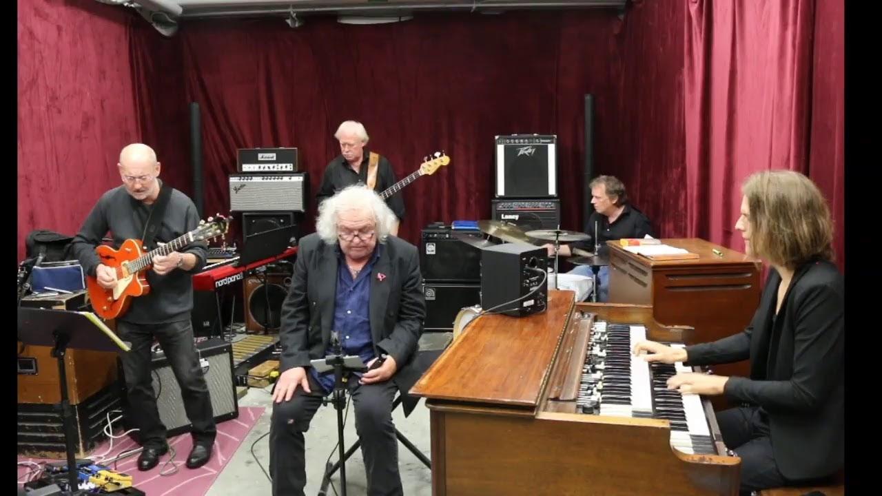 Claes Janson & Arnesen Blues band, live from the Hellkvist Headquarters